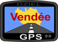 Position GPS des gîtes de la Vie en Vendée
